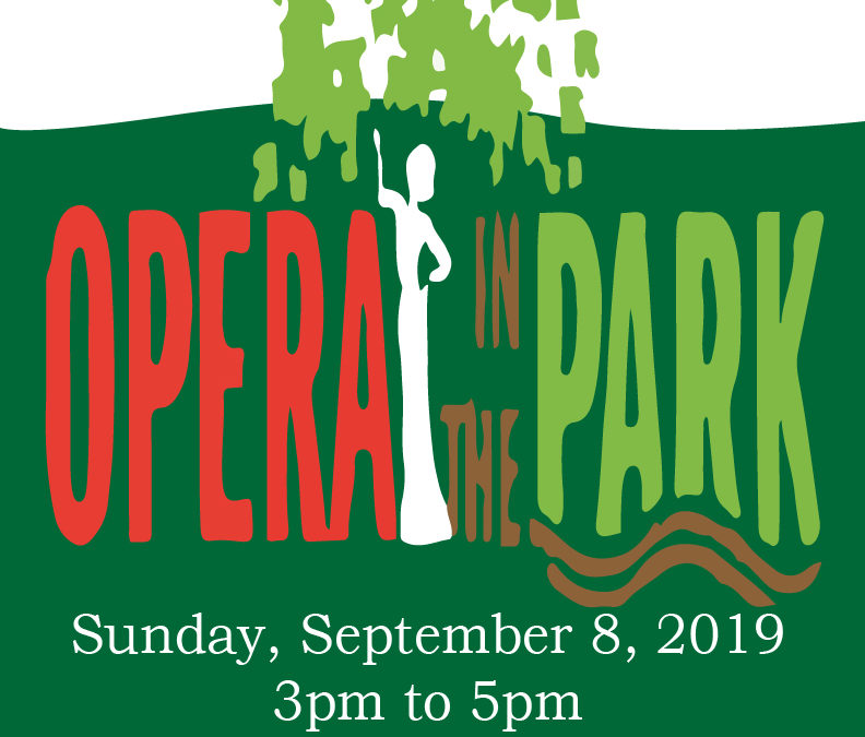 Opera in the Park Free Singing Lessons Ages 7+ Sign-up via eMail